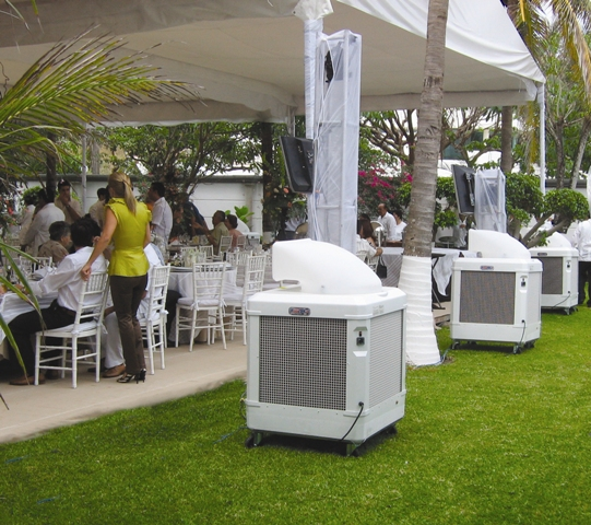 Event Cooling | Dubai
